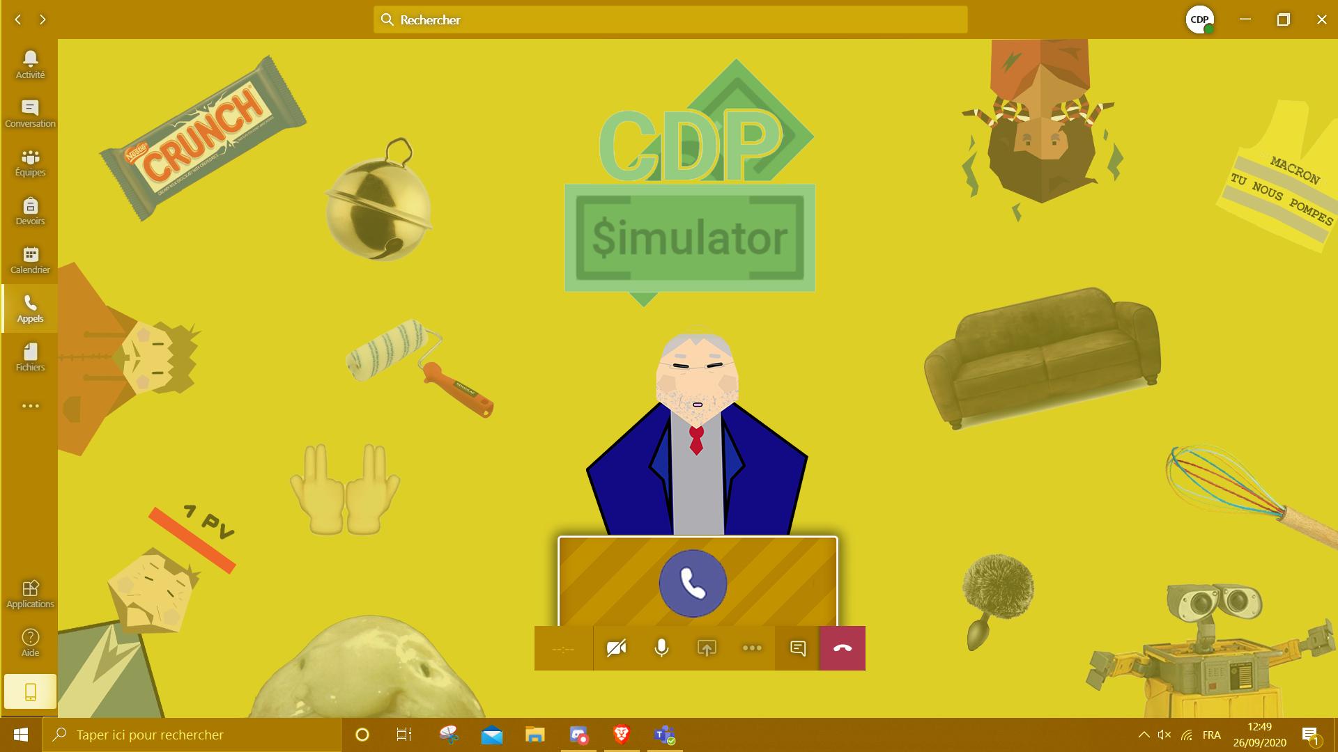 CDP SIMULATOR