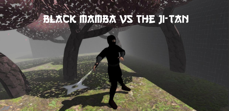 Black Mamba VS the JI-TAN : Special Edition