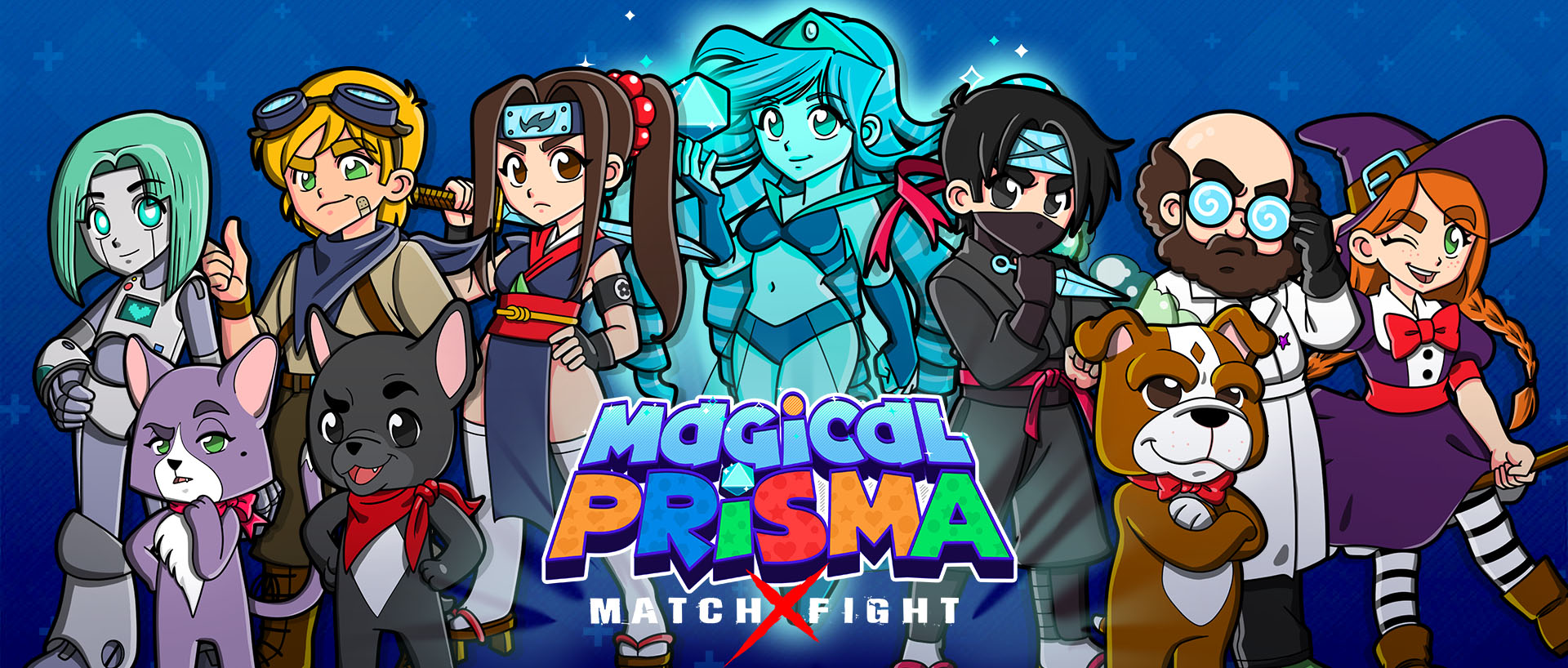 Magical Prisma Demo