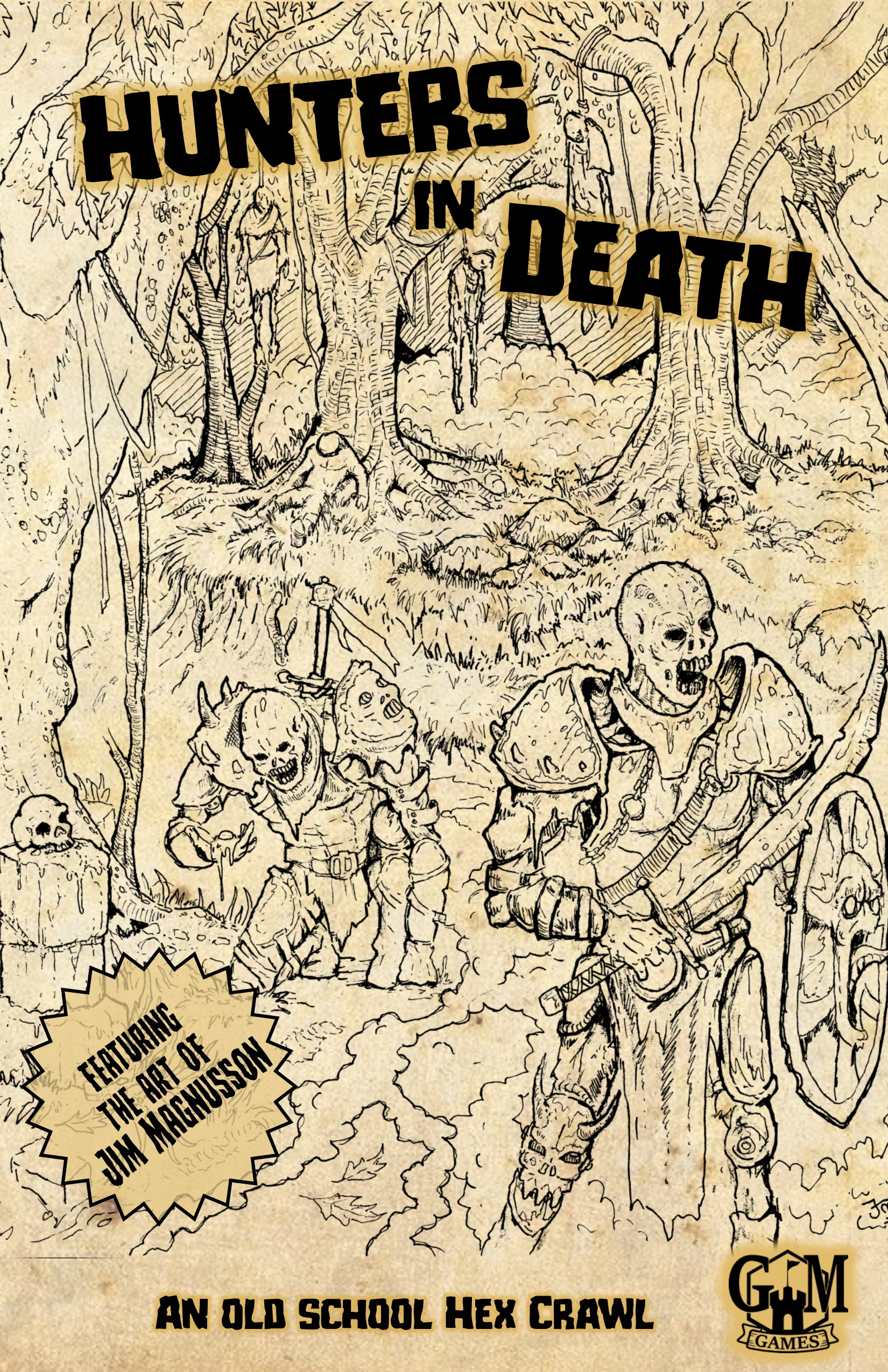 Hunters in Death