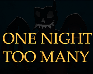 One Night Too Many [Free] [Adventure] [Windows]