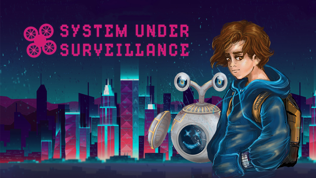 System Under Surveillance banner