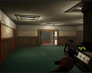 Bio-Droid: The Reckoning [Free] [Shooter] [Windows]