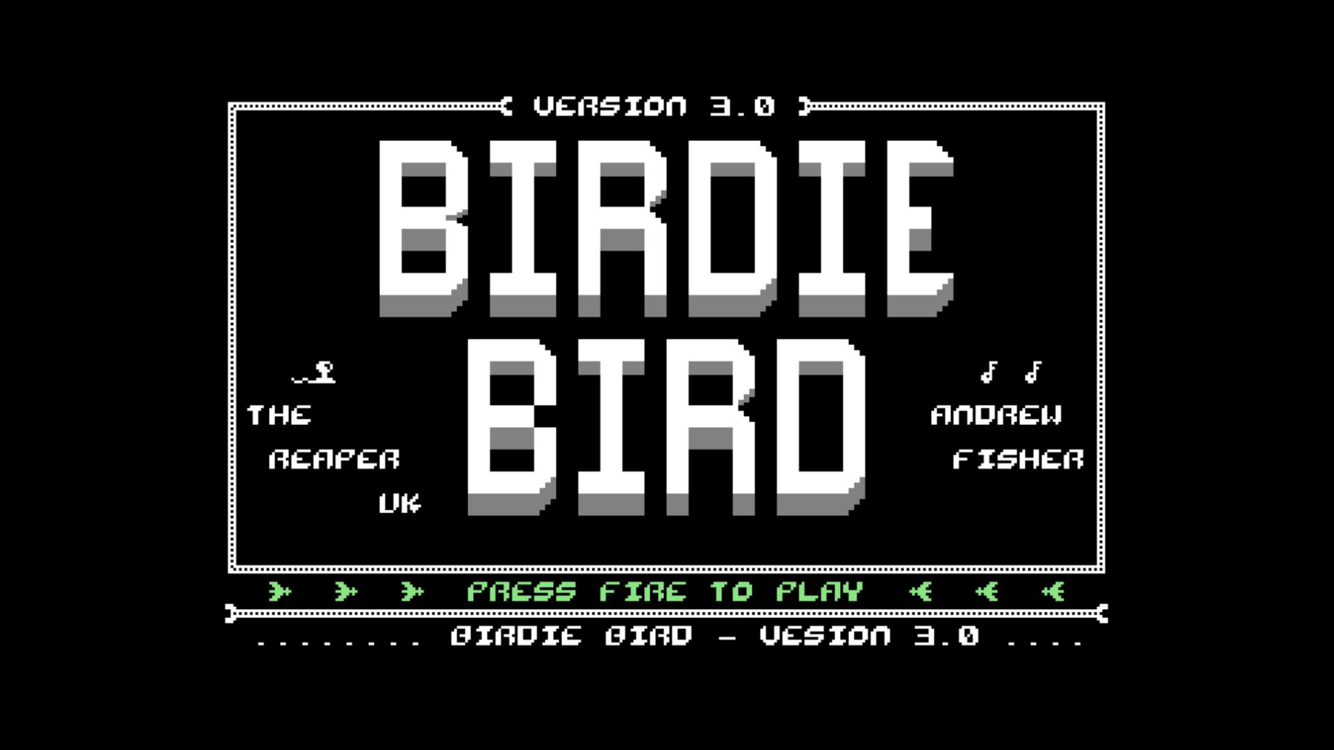 Birdie Bird GB Style (C64)