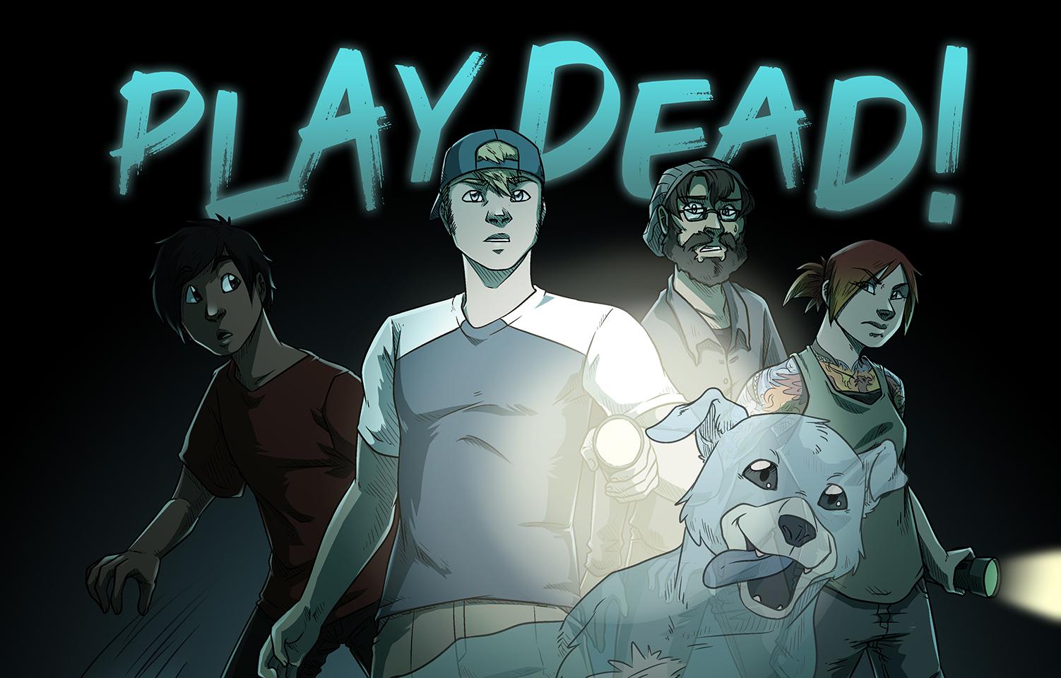 Play Dead! #1 - Schrodinger's House
