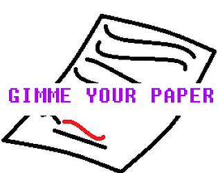 Gimme Your Papers
