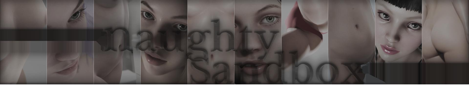 Naughty Sandbox: Beach Island Environment