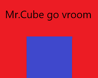 Mr.Cube go vroom