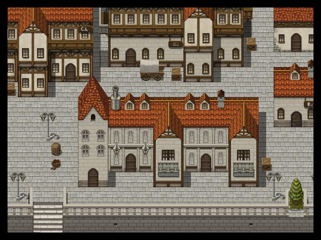 RPG Maker VX ModernRTP TileA2 by painhurt on DeviantArt