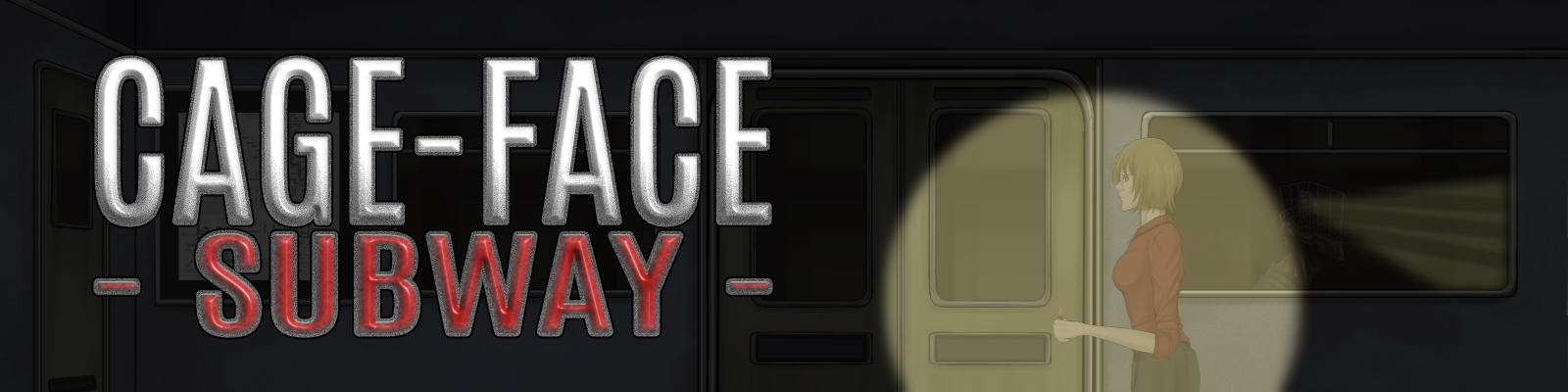 Cage-Face: Subway