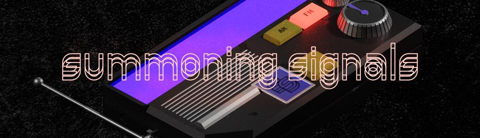 Summoning Signals [SEGA Dreamcast]