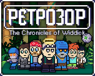 Retrozor: The Chronicles of Widdick