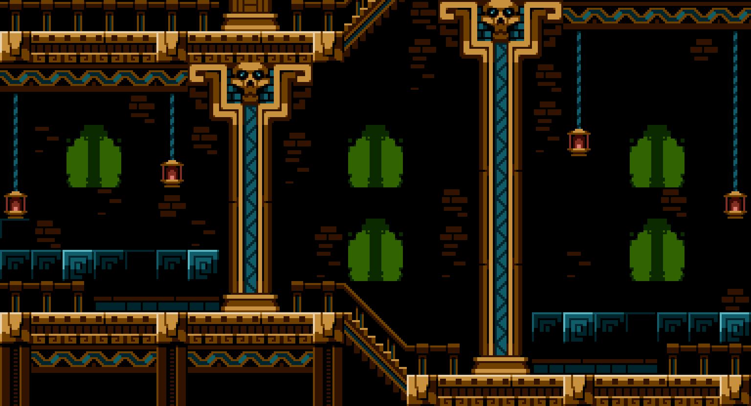 Legacy Classic VL.II - Temple
