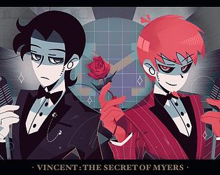 Vincent: The Secret of Myers   文森:梅尔斯的秘密 [Free] [Visual Novel] [Windows] [macOS] [Linux]