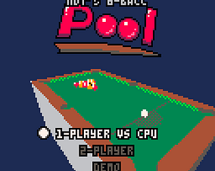 Mot's 8-Ball Pool [Free] [Sports] [Windows] [macOS] [Linux]