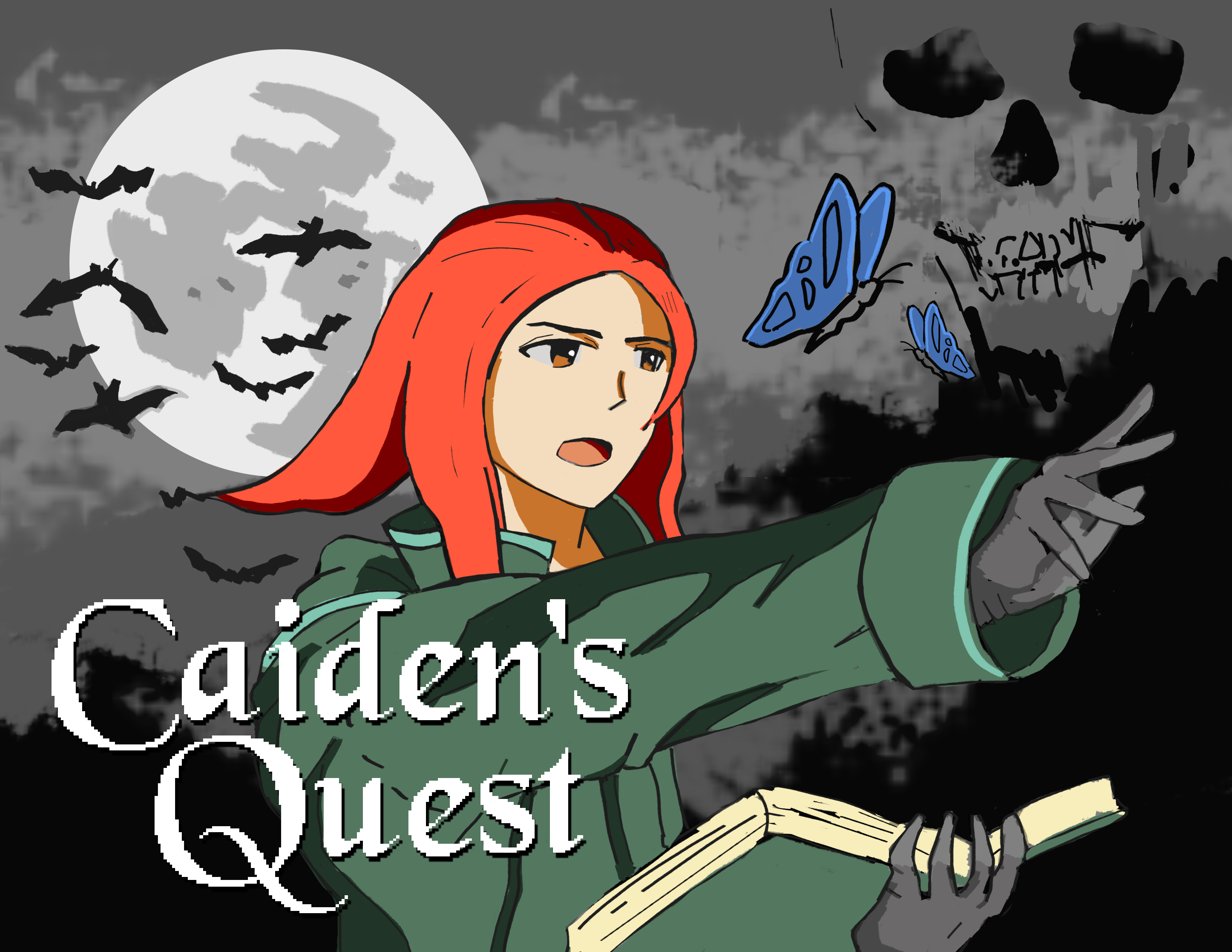 Caiden's Quest