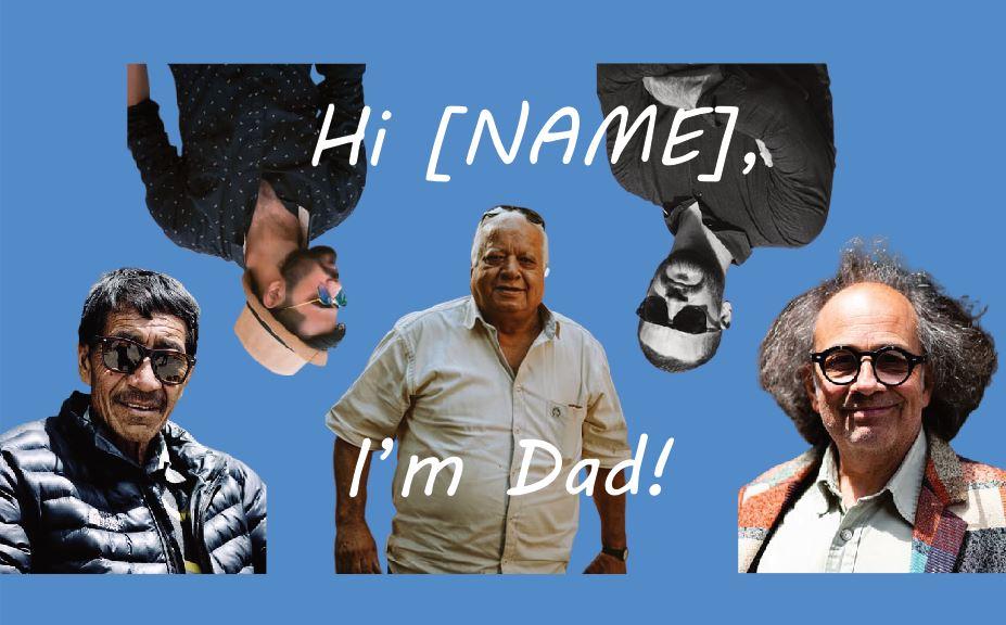 Hi [NAME], I'm Dad!