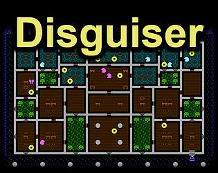 Disguiser (2021 7DRL)