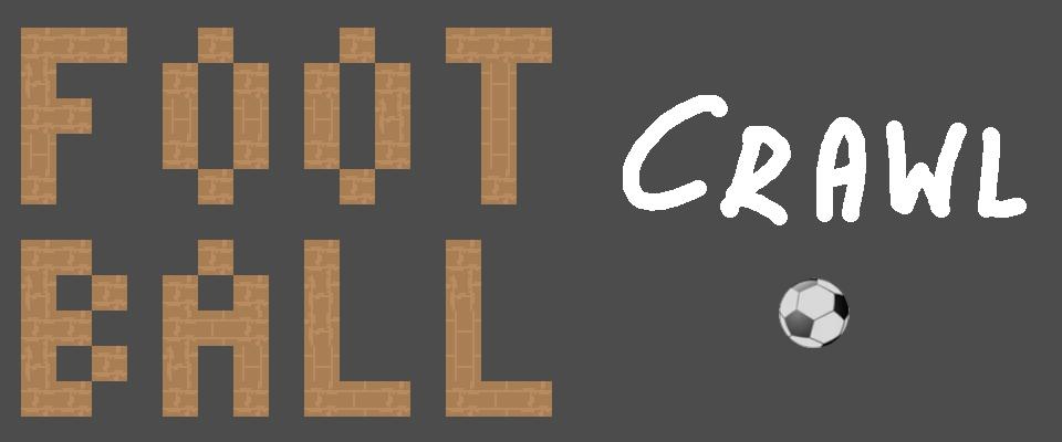 Football Crawl (7DRL 2021)
