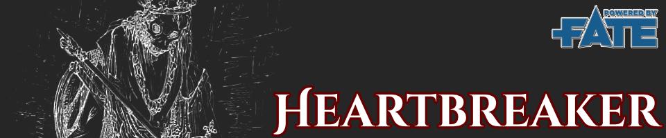 Heartbreaker (Trifold)