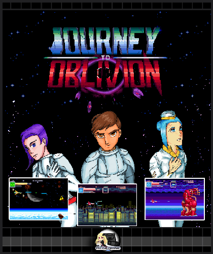 JOURNEY TO OBLIVION (SEGA Mega Drive and Genesis)