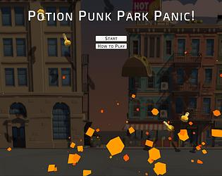 Potion Punk Park Panic