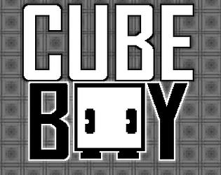 Cube Boy : Adventure