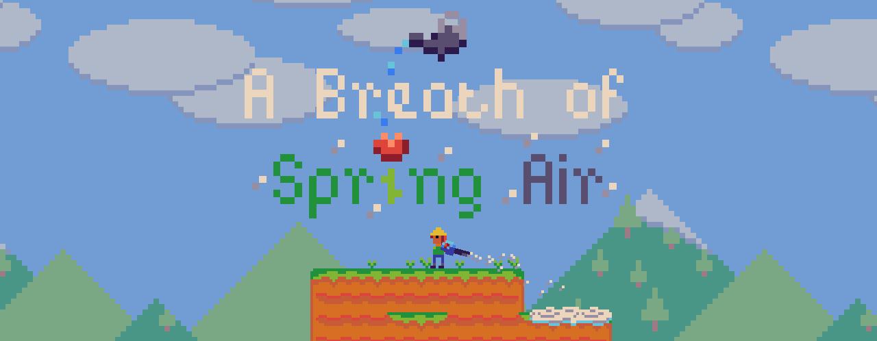 A Breath of Spring Air