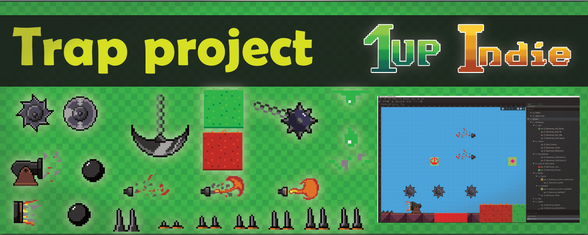 Swell looking traps + project (GMS 2.3)