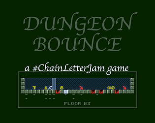 Dungeon Bounce