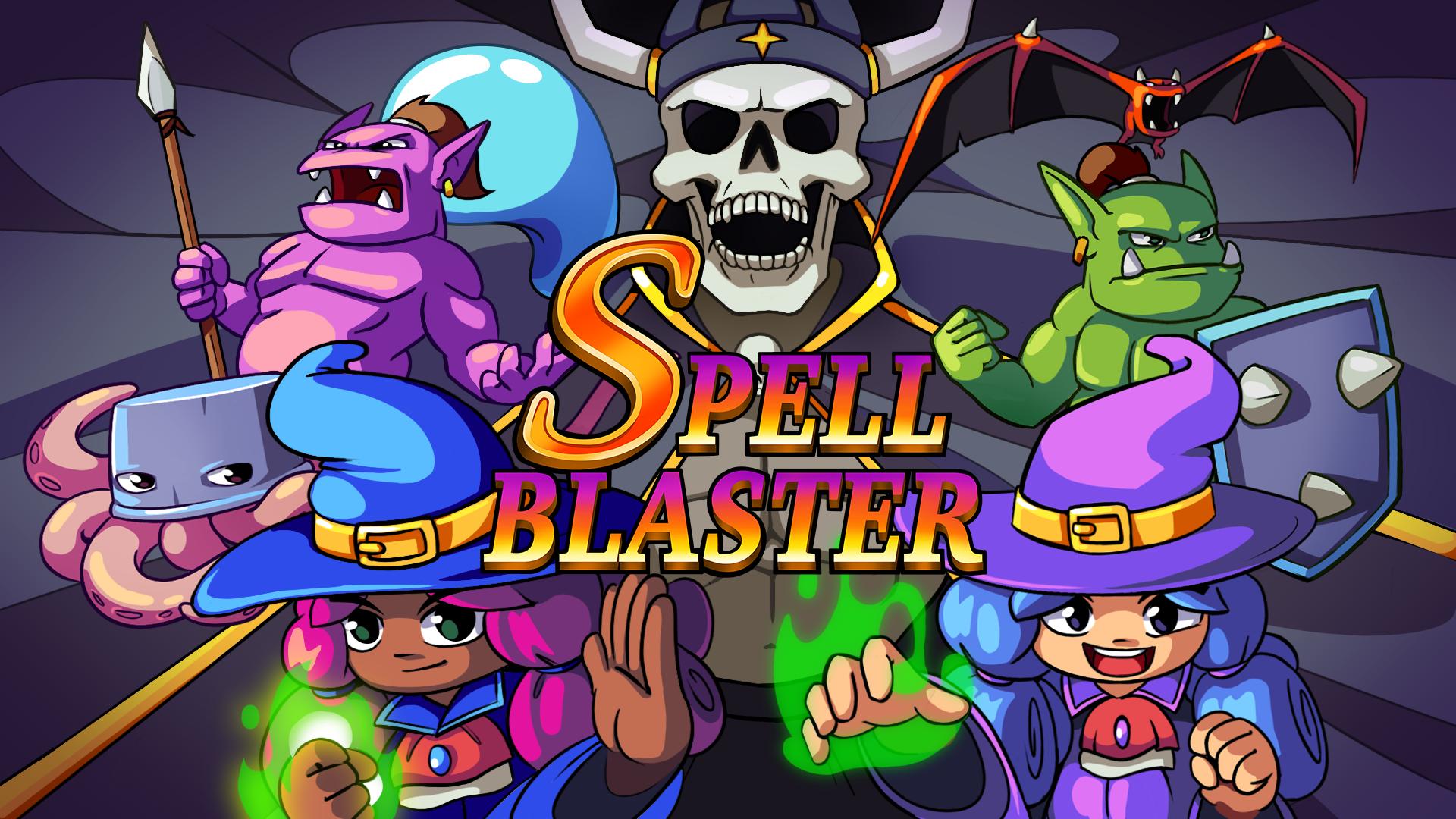 Spell Blaster - Demo