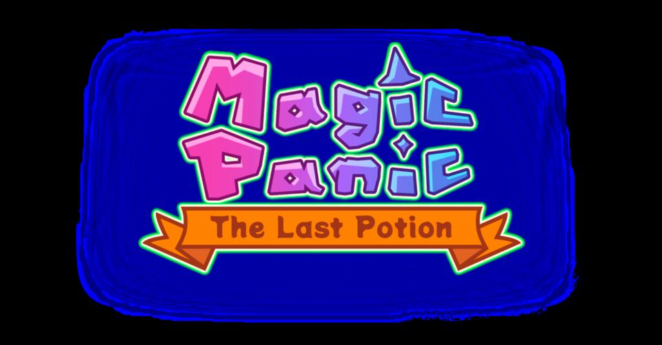 Magic Panic: The Last Potion