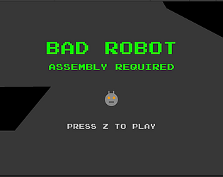Bad Robot - Assembly Required