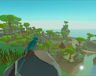 Quetzal Islands
