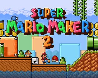 Super Mario Maker 2 - A Platformer Creator