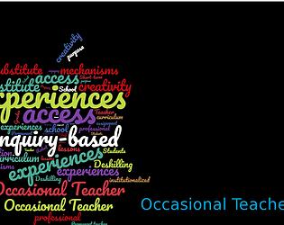 Occasional teacher