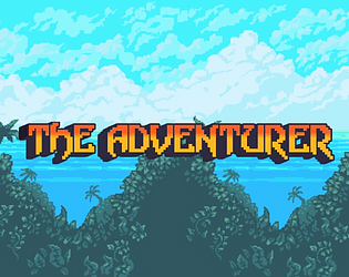 The Adventurer - Action platformer
