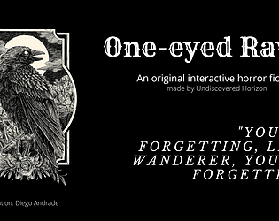One-eyed Raven