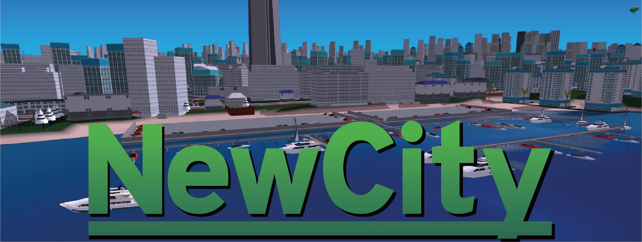 NewCity - The Regional City Builder