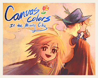 Canvas Colors: In The Moving City [Free] [Visual Novel] [Windows] [macOS]