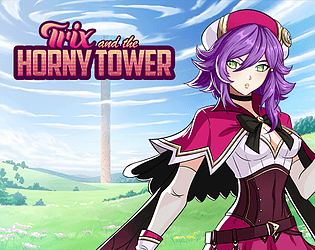 Trix and the Horny Tower - Adult Art Pack