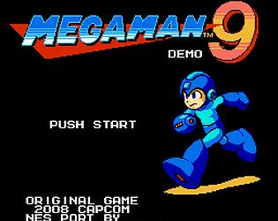 Megaman 9 NES demo