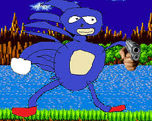 Sanic The GunHag