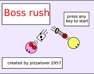 boss rush (made in Scratch)