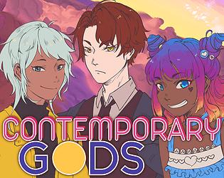 Contemporary Gods [Free] [Visual Novel]