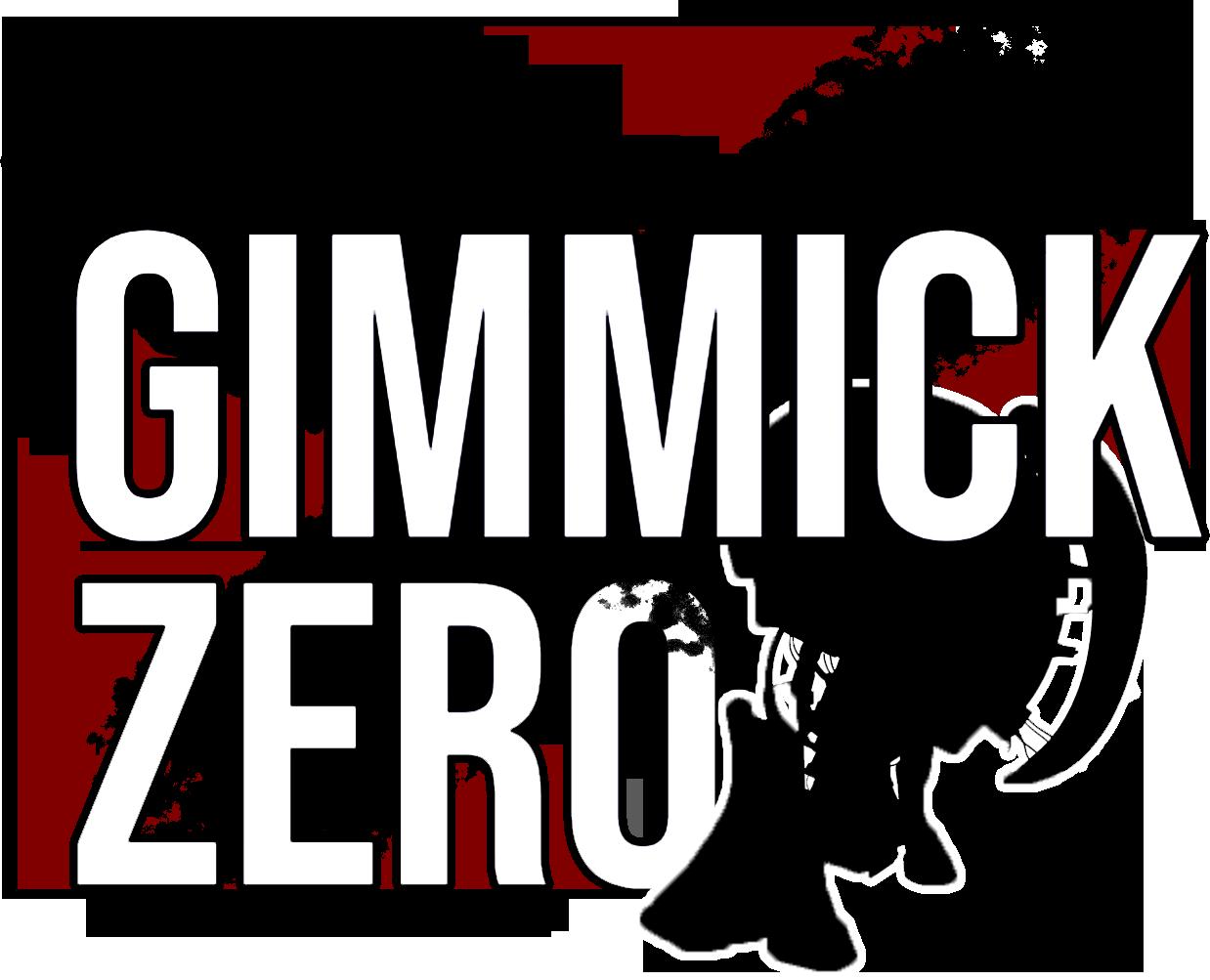 Gimmick Zero Logo