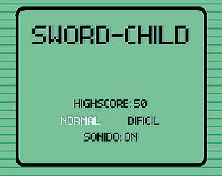 Sword-child