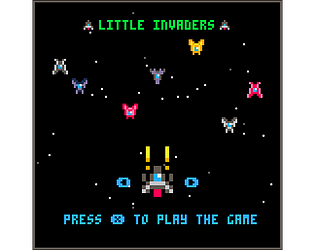 Little Invaders