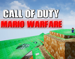Call Of Duty: Mario Warfare