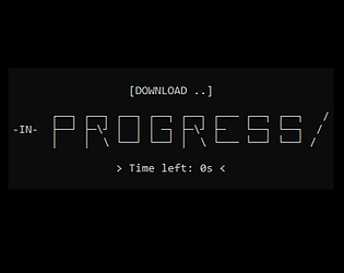 DownloadInProgress